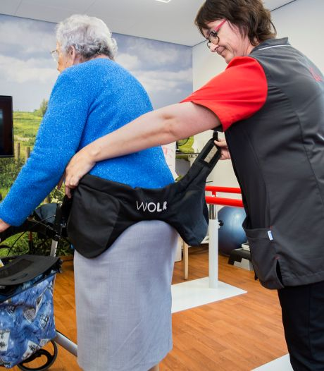 Verpleeghuizen omarmen samen technologie