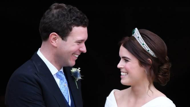 Le mari de la princesse Eugenie révèle par erreur un secret royal