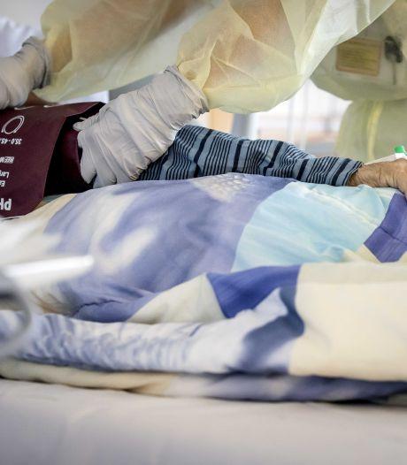 Ic's in Zeeland liggen vol, ziekenhuizen piepen en kraken in hun voegen