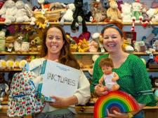 Van jojo's tot dinobotten, deze houten speelgoedwinkel laat kinderen de wereld ontdekken