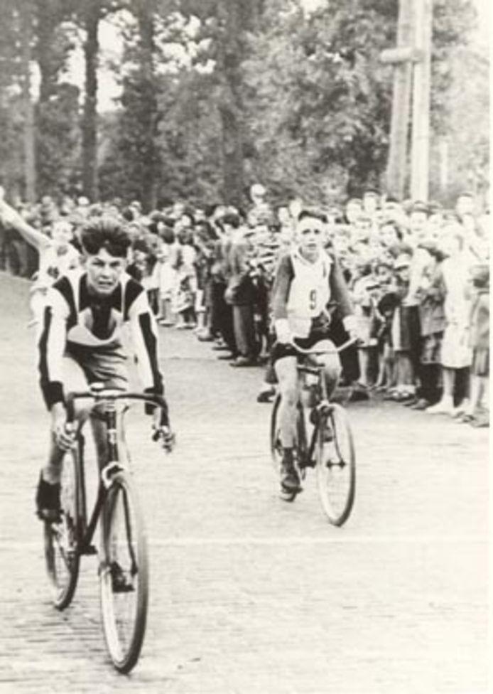 De eerste editie van Tour de Junior Achterveld in 1958