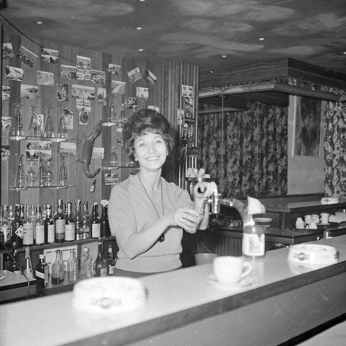 Bar Femina in Eindhoven.