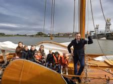 De Rouwe is nieuwe burgervader van Kampen, maar volgens intimi bovenal 'de mens Sander'