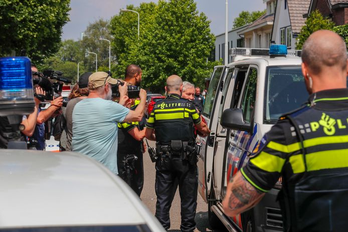 Pegida flyer actie loopt volledig uit de hand in Eindhoven