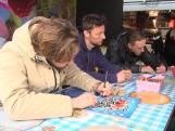 Handtekening van voetballers scoren? Dat kon vandaag in de Markthal