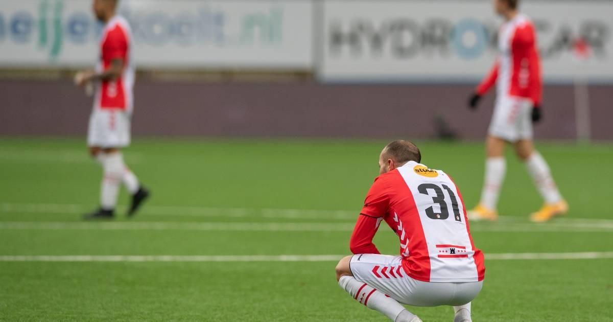 Emmen geen schim meer van stuntploeg: 'We dachten: dat trekken we wel even door' - AD.nl