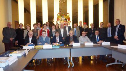 Hamont-Achel investeert komende zes jaar 36 miljoen euro: bouw van Huis van de Burger en sporthal springen het meest in het oog