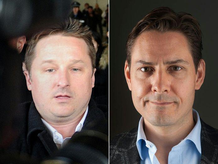 Michael Spavor et Michael Kovrig