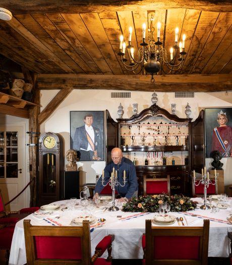 Millimeterwerk: in Diepenheim dekken ze de tafel met een meetlat