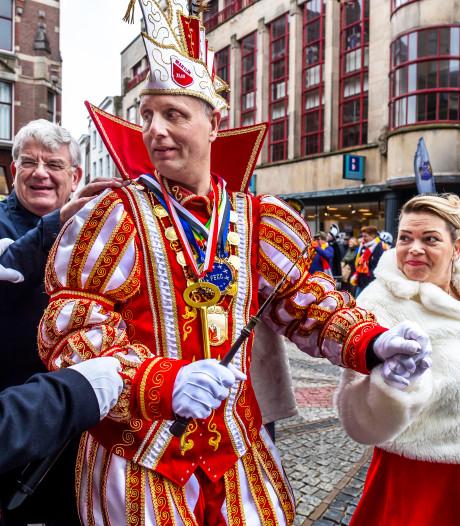 In Utrecht (of Leemput, zoals de stad even heet) vier je carnaval met een bescheiden polonaise