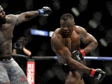 UFC-ster Ngannou wil boksen tegen Britse sterren: 'Altijd overtuigd van mijn kracht'