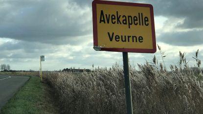 Trajectcontrole getest aan invalsweg naar Avekapelle, waar sluipverkeer welig tiert