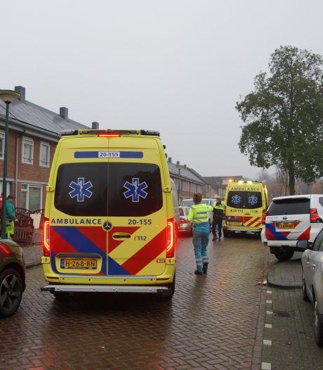 Hulpdiensten reanimeren man na werkzaamheden in meterkast in Kaatsheuvel