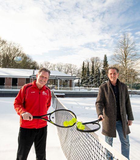 Vier decennia nadat tenniscoach Wim Goos uit Nijverdal begon is hij terug op het oude nest: 'Heel bijzonder'