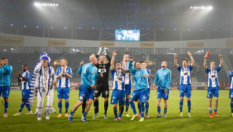 Pakt AA Gent zijn eerste herfstitel in 24 jaar tijd? Beeld BELGA