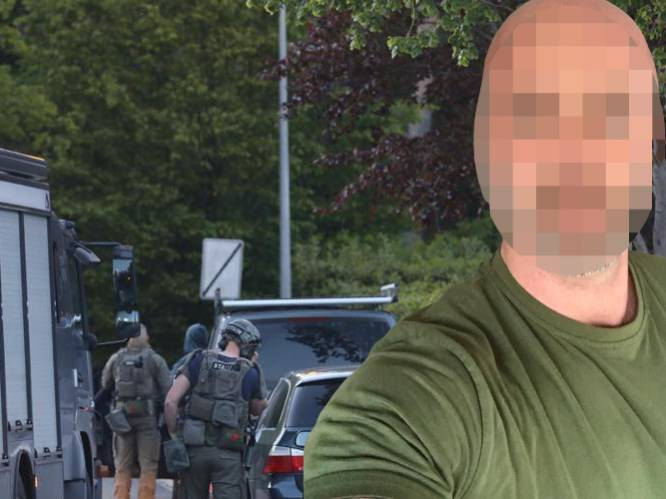 LIVE. Gewapende militair in Limburg nog altijd spoorloos, verdachte bedreigde Van Ranst, viroloog en gezin naar veilige locatie gebracht