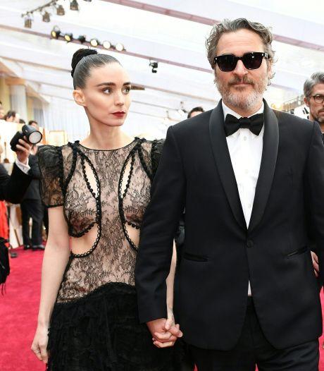 La signification derrière le prénom choisi par Joaquin Phoenix et Rooney Mara pour leur premier enfant