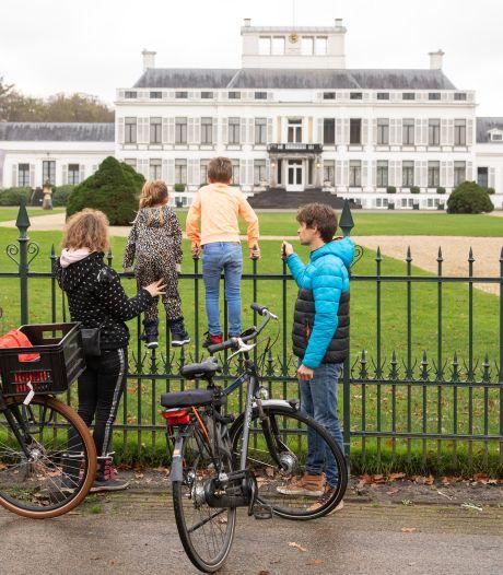 Sinterklaas is in Nederland en logeert... op Paleis Soestdijk!