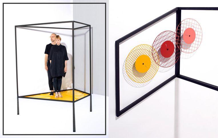 Ontwerpduo Raw Color - Set Design: Studio Knol, Realisatie en designassistentie: Sansplus Beeld Aisha Zeijpveld