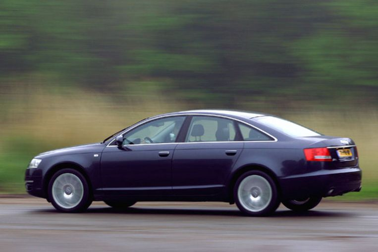 Audi A6 Beeld UNKNOWN