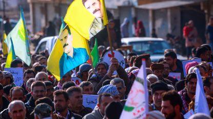 Turkije houdt vast aan offensief tegen Koerden in Afrin