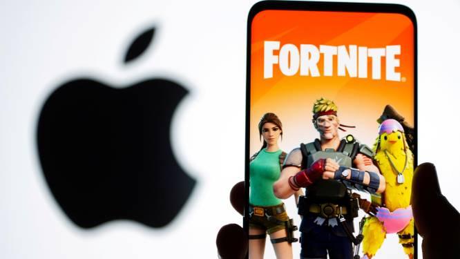 Fortnite mogelijk nog jaren weg uit App Store van Apple