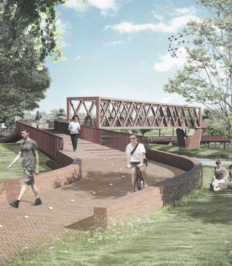 Vertraging voor fiets- en wandelbrug over kanaal Oirschot