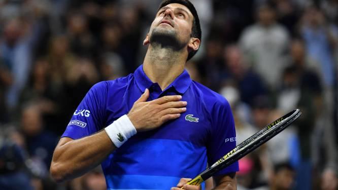 """Novak Djokovic begint nu écht aan queeste naar Grand Slam: """"Druk is een privilege"""""""