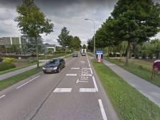 Tielsestraat in Opheusden zaterdag  afgesloten