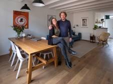 Marlijn en Cas verkopen hun huis in Amersfoort: 'De badkamer is beneden, maar daar wen je gauw aan'