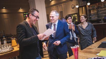 """Minister Diependaele (N-VA) kondigt start restauratiewerken Vooruit aan: """"Besparingen op cultuur blijven gerechtvaardigd"""""""