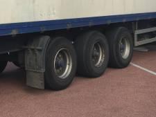 Plan voor vrachtwagenparking op Sloepoort