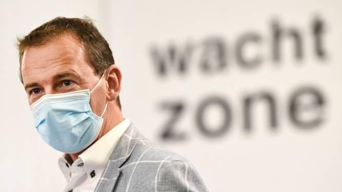 """Wouter Beke: """"La vaccination obligatoire n'est pas un tabou"""""""