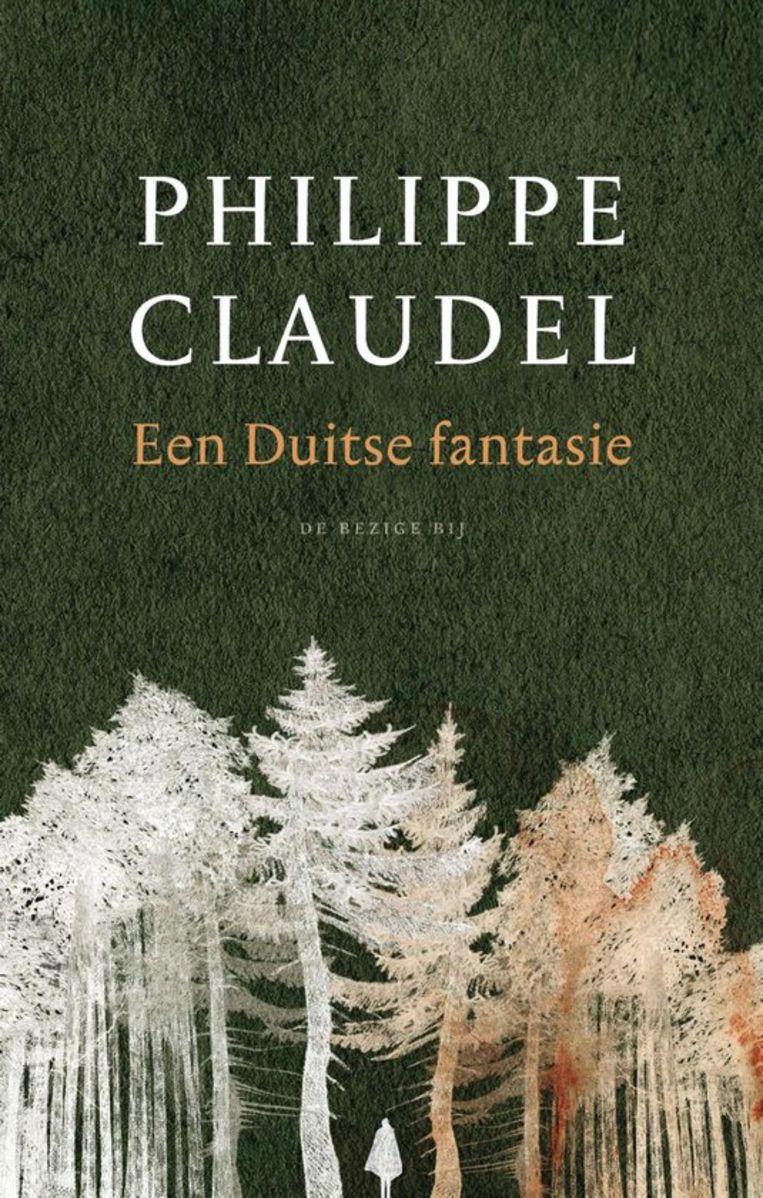 Fictie: Philippe Claudel, Een Duitse fantasie. Vertaald door Manik Sarkar, Uitgeverij De Bezige Bij, €20,99, 144 blz. Beeld
