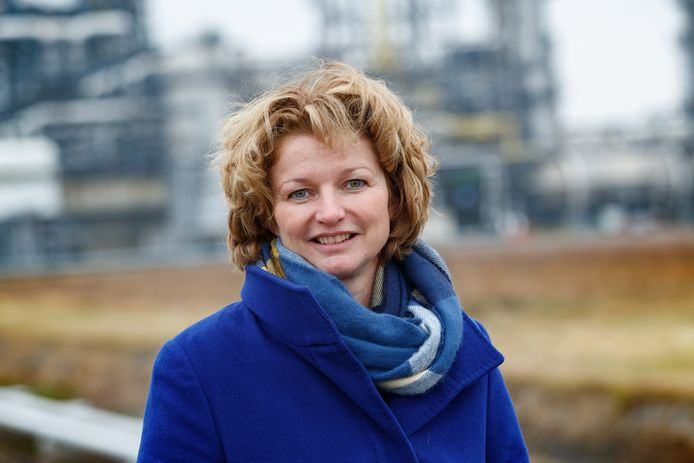 Marjan van Loon, president-directeur van Shell Nederland:  'Je kunt meer dan je denkt.'