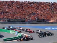 Zestien betrokkenen binnen Formule 1 positief getest bij Dutch Grand Prix in Zandvoort