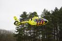 Fietser gewond in Oosterhout.