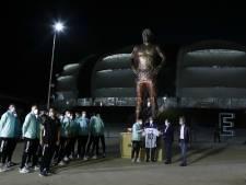 Eerbetoon aan Maradona geeft Argentinië geen boost tegen Chili