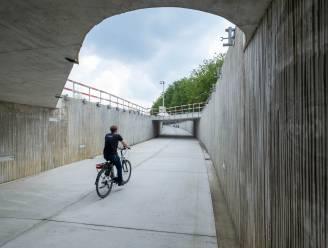 Fietstunnel onder Jubellaan is open