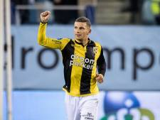 Linssen fit en in de basis voor bekerkraker Vitesse tegen AZ