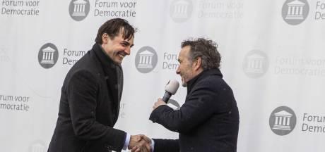 Van Haga over breuk met Baudet: 'De oorlog erbij halen is niet onze manier van politiek bedrijven'