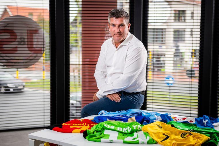 De Koster heeft zijn eigen bureau, J&S International Football Management. Beeld Gregory Van Gansen / Photo News