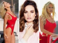 """L'actrice Lily James méconnaissable en Pamela Anderson dans le prochain biopic """"Pam & Tommy"""""""