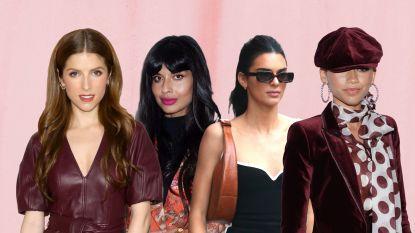 Fashion Week lokt weer heel wat goed geklede sterren naar New York