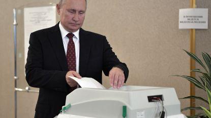 Kremlinpartij van Poetin handhaaft (nauwelijks) meerderheid in Moskou