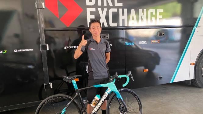 KOERS KORT. BikeExchange haalt eerste Singaporees naar WorldTour - Porte heeft laatste Tour gereden - Arkea Samsic breekt zes contracten open