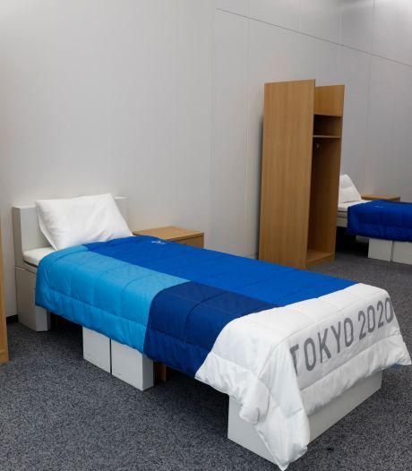 Des athlètes australiens laissent les chambres du village olympique dans un état pitoyable