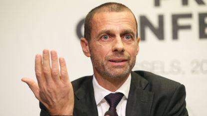 """UEFA-voorzitter Ceferin: """"FIFA was fout om makelaars te deregulariseren"""""""
