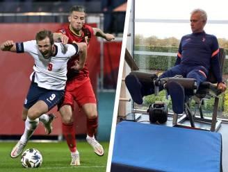 """José Mourinho cynisch voor interlandvoetbal: """"Het was een fantastische week"""""""