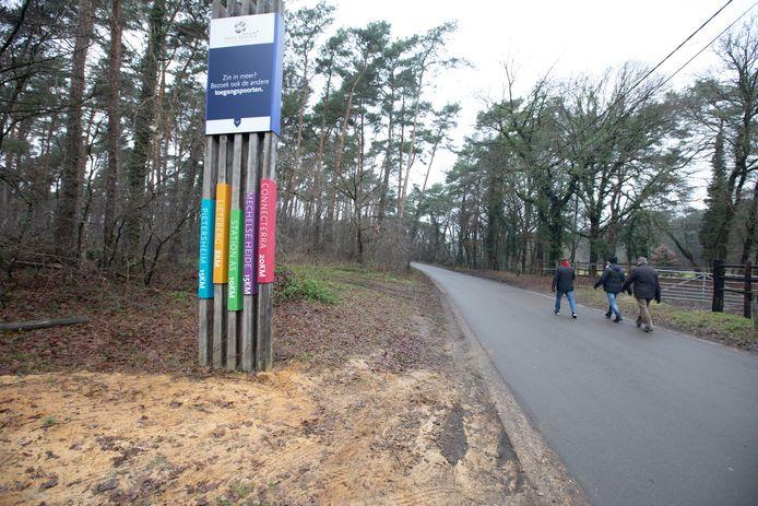 Binnenkort is een groot deel van de straat Kattevennen enkel nog bereikbaar voor fietsers en voetgangers.